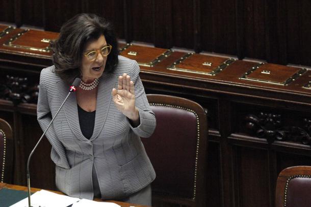Camera – Comunicazioni del ministro della Giustizia, Paola Severino, sull'amministrazione della giustizia