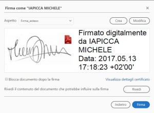 Come firmare atti e documenti in PADES