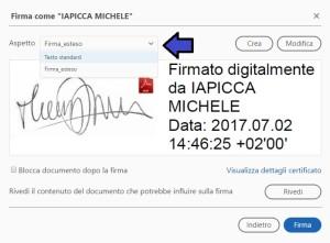 Come personalizzare la grafica della firma digitale PADES